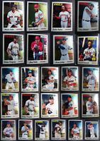 2019 Topps Heritage Chrome Parallel Baseball Cards Pick From List /999