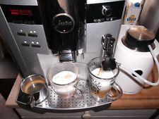 Jura Impressa S9 Expresso - Spécial - Cappuccino Latte macchiato - Latte Mac -