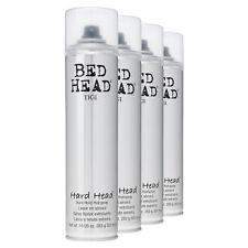 TIGI Bed Head HARD HEAD Hard Hold Hairspray Haarspray starker Halt 4x 385 ml