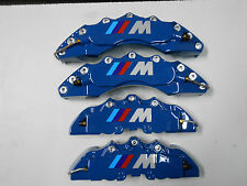 4X Caliper Brake Cover BMW M, BMW Motorsport BLUE