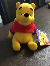 Winnie the Pooh Camping soft toy - Part of a collection. Brand new with tags
