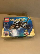 Lego 8058 - Atlantis, Guardian of the Deep NIB