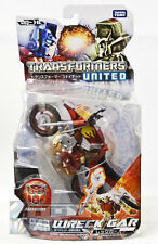 Transformers United UN-18 Autobot Wreck-Gar Figure NEW