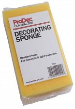 ProDec Contractor Foam Decorating Sponge Painting Cleaning Jobs (FDS)