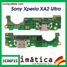 Card Load for Sony Xperia XA2 Ultra USB Microphone Connector H3223 H4233