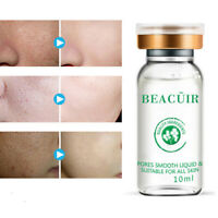 Shrink Pores Hyaluronic Acid liquid Face Serum Plant Skin Care Anti Aging 10ml