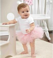 Nwt Mud Pie Pink Tutu Girl Bloomers 12 Months Cute Shower Gift
