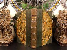 1544 Aresta Amorum Martial d'Auvergne Latin Romantic Love Poetry Arrets d'Amour