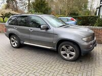 BMW X5 diesel sport spares or repair e53 drives
