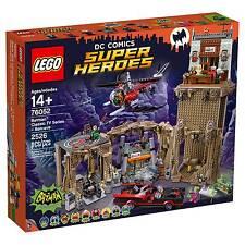 LEGO® Super Heroes Batman™ Classic TV Series - Batcave 76052