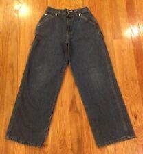 Vintage Nautica Jeans Company Carpenter Denim Blue Jeans Size 8 (24W)