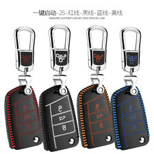 For Volkswagen Passat 2018 Key Keyless Remote Entry Fob Case Cover Key Chain