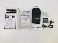 CamRanger Wireless DSLR Camera Control w/ Batteries, in OEM Box and in EC.