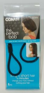 CONAIR The Perfect Bob Hair Tool Easy To Use NIB #56706T13