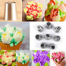 9Styles Russian Icing Piping Nozzles Tips Cake Decorating Sugarcraft Pastry Tool