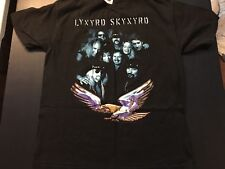 Lynyrd Skynyrd Vintage Tour black T-Shirt XL Used Includes Tour Date Cities 2000