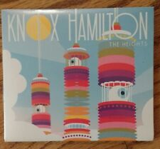The Heights by Knox Hamilton (CD, Mar-2017, Prospect Park) Brand New Sealed