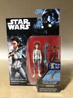 "Disney Hasbro Star Wars REBELS Action Figure 3.5"" Princess Leia Organa"