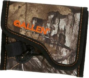 Allen Rifle Cartridge Carrier Ammo Belt Pouch Mossy Oak Country Camouflage 17655