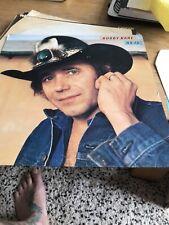 BOBBY BARE - AS IS VINYL ALBUM, 1981, EX/-VG