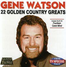 Gene Watson - 22 Golden Country Greats [New CD]