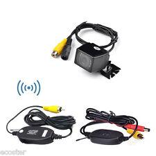 Waterproof Night Vision IR Camera Wireless Wifi HD Car Rear View Backup Camera