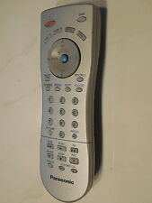 PANASONIC EUR7613Z6A TV DVD VCR REMOTE CONTROL ORIGINAL CT-20SL13 CT-20SL13G