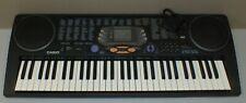 Casio (CTK-531) 100 Tones, Rhythm & Song Bank Keyboard With Power Supply!