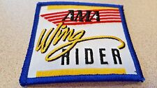 AMA Wing Rider Patch