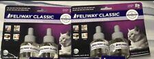Feliway Classic Diffuser Starter Kit refills for Cat Kitten Constant Calming