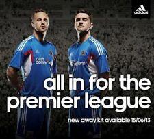 New listingAdidas Hull City Away Blue 2012 2013 Kit Size M Prem Season Kit  👌 ff61abac0