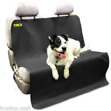Pet/Cat/Dog Seat Cover Waterproof Mat Car Back Seat Cover Bench Protector Belts