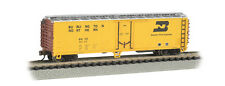 Bachmann N Scale Burlington Northern 50' Steel Reefer Car NEW 17951