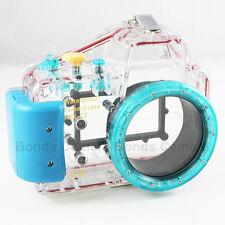 Meike 40M DC Underwater Waterproof Case for Sony NEX-C3 Camera NEXC3 16mm lens