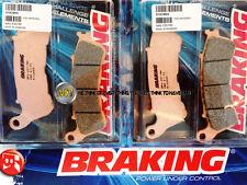 Voxan Black Magic 995 2006 06 pastiglie anteriore Sinterizzate freno Braking Cm5