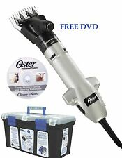 Oster SHOWMASTER Variable Sp Shearing Machine Clipper 78153-013 CryogenX Blade