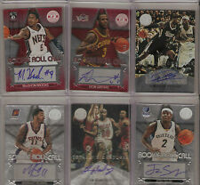 2012-13 Totally Certified MARSHON BROOKS Auto Sig Rookie Roll Call Red #45/199