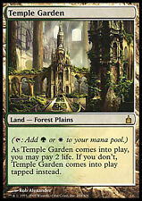 Giardino del Tempio - Temple Garden MTG MAGIC Rav Ravnica English
