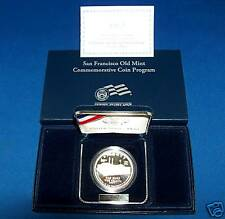 2006-S GEM PROOF SAN FRANCISCO MINT COMEMORATIVE DOLLAR
