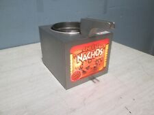 """""""APW"""" HD COMMERCIAL LIGHTED HEATED NACHOS CHEESE SAUCE WARMER DISPENSER SERVER"""