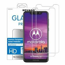 Motorola ONE  - 2 Films Protection Écran en Verre trempé