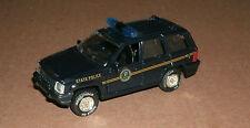 1/43 West Virginia State Police Vehicle - Jeep Grand Cherokee Diecast Model SUV