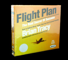 NEW 3 CD Flight Plan Brian Tracy The Real Secret of Success