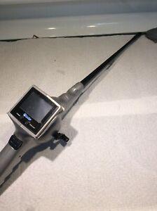 fish eyes smart fishing rod with camera
