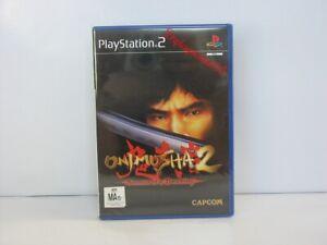ONIMUSHA 2 Samurai's Destiny SONY PlayStation 2 Brand New and sealed,100% Pal Ga