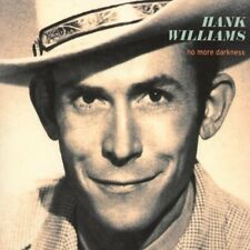 HANK WILLIAMS - NO MORE DARKNESS  CD NEU