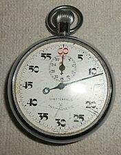 CHESTERFIELD 1/5' ANTIMAGNETIC VINTAGE STOPWATCH