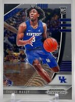 2020 Prizm Draft Picks TYRESE MAXEY Rookie RC #54 Philadelphia 76ers