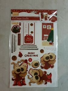 Boofle stepper card kit