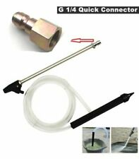 """Wet Sand Blasting Lance High Pressure Washer with 1/4"""" Quick Connect Nozzle"""